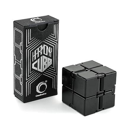 Amazon.com: Creativeline Harmony Cube - Juguete calmante ...