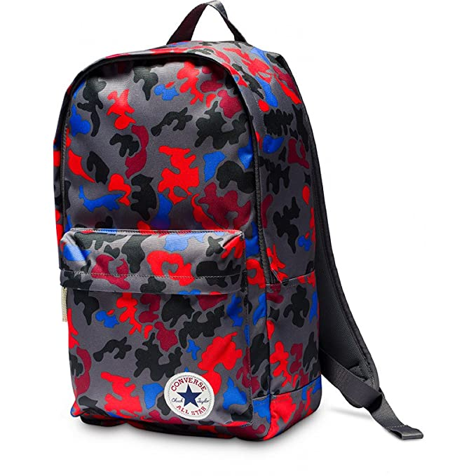 Converse Core Poly Backpack - Blue Red Camo  Amazon.ca  Clothing    Accessories c0c83473ae
