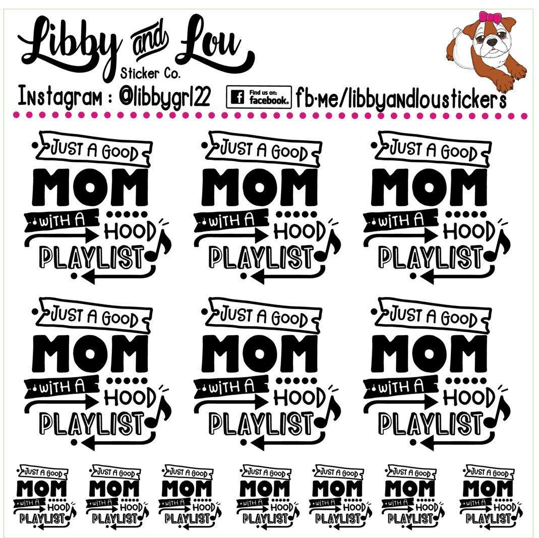 Happy Planner Calendar Agenda Mom Music Planner Stickers Erin Condren