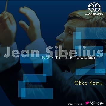 ヘルシンキ・フィル シベリウス交響曲全集 II ~ 第5番 第2番 (Jean Sibelius : Symphony No. 2 & 5 / Okko Kamu , Helsinki Philharmonic Orchestra) (Live) [SACDシングルレイヤー]