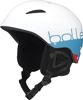 bollé B-Style Soft Casco de Esquí, Unisex Adulto: Amazon.es: Ropa ...
