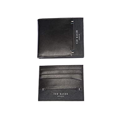 c25a52584050 Ted Baker Taglee Wallet Set in Black One Size at Amazon Women s ...