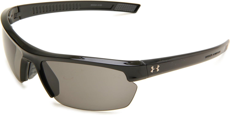 Under Armour UA Stride Rectangle Sunglasses