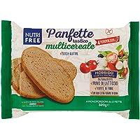 Nutri Free Panfete Rustico Multicereale - 3 x 320 g, Senza glutine