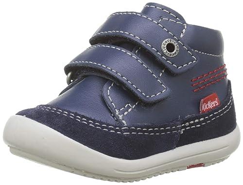 newest 3acb6 10bdb Kickers Baby Jungen Kimono Stiefel, blau: Amazon.de: Schuhe ...