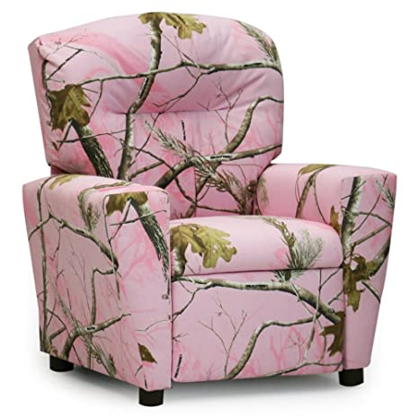 Amazon.com: Kidz mundo camuflaje real Tree Kids Sillón ...