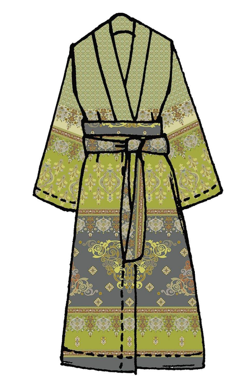 Bassetti Kimono   MOUASSINE V2 - S-M