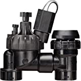 """Rain Bird JTVASF100 Jar Top Anti-Siphon Valve with Flow Control, 1"""" Threaded Female x Female (Discontinued by Manufacturer re"""