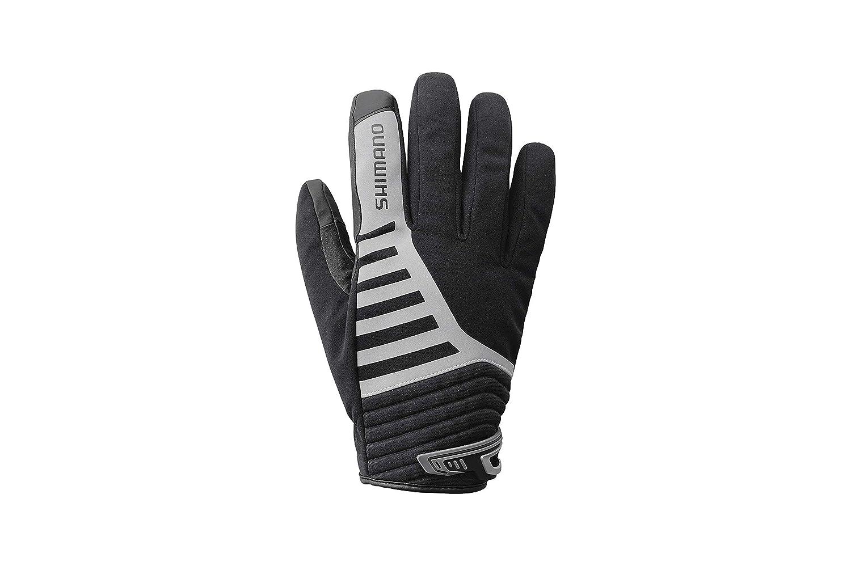 SHIMANO SH Term All Condition t-l, Handschuhe Herren, Donaumündung (Neg), L