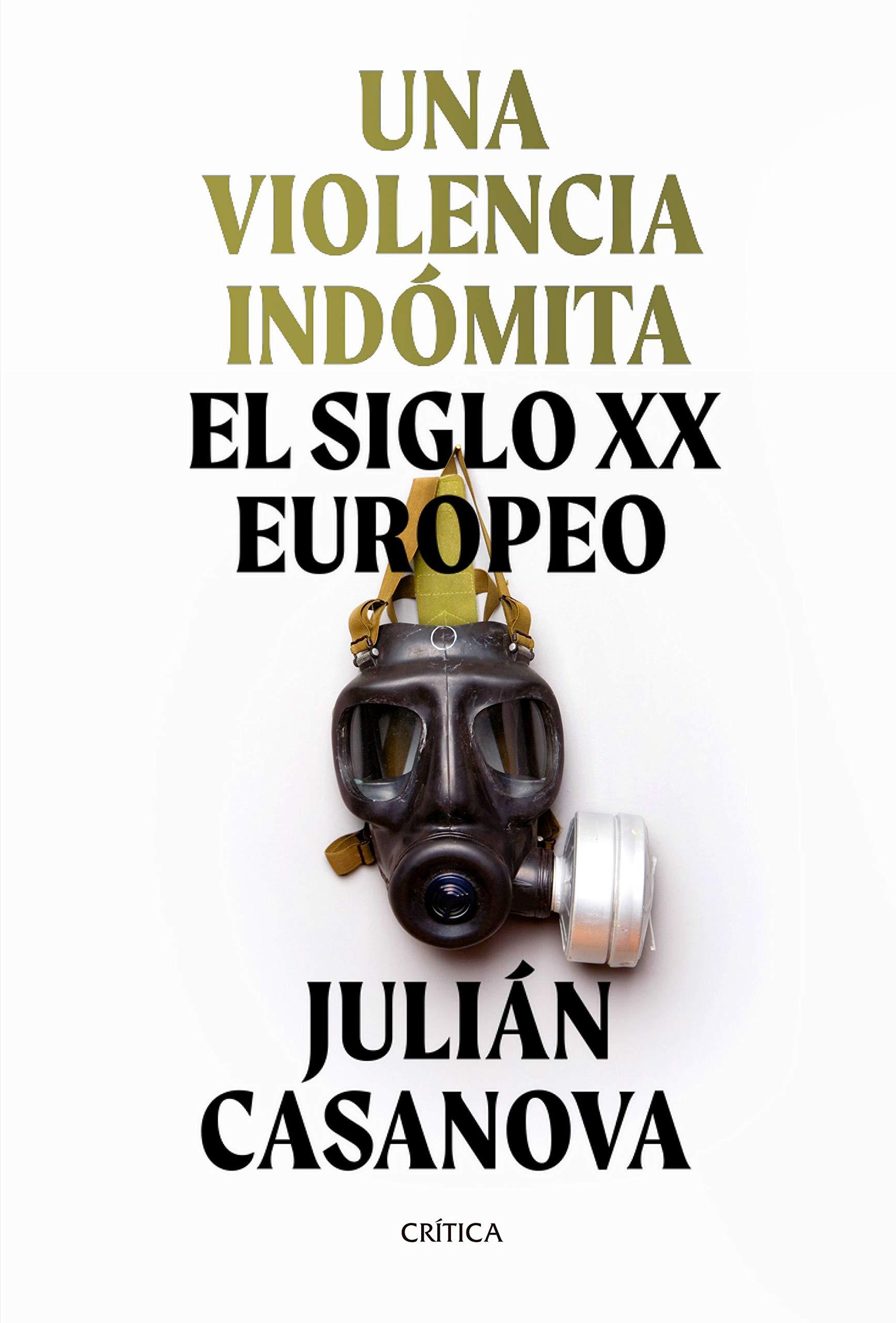 Una violencia indómita - Finalista Premios Estandarte 2020 de libros de ensayo