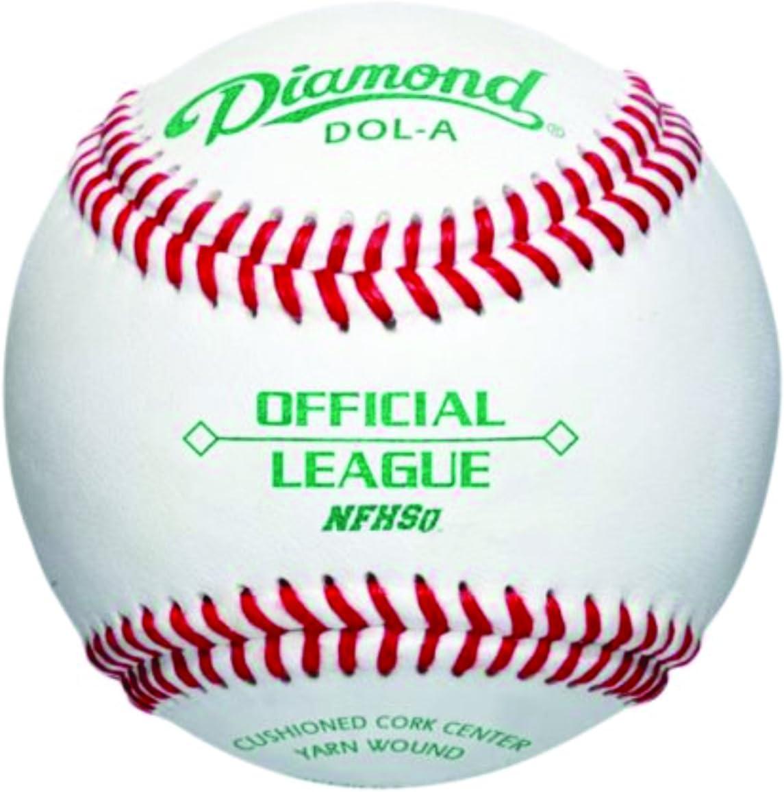 ダイヤモンドdol-a NFHS Baseballs