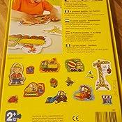 Puzzles & Geduldspiele Puzzle mit 6 lustigen... Haba 3901-6 erste Puzzles Baustelle