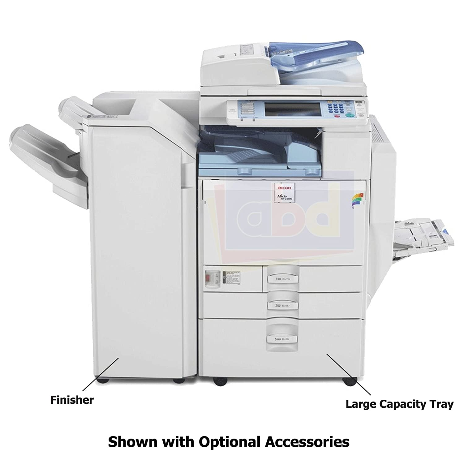 RICOH AFICIO MP C4500 MULTIFUNCTION PCL DRIVER FOR MAC