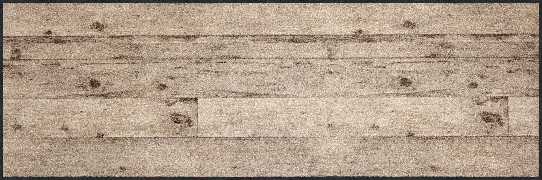 Salonloewe Fußmatte braun Größe 60x180 cm