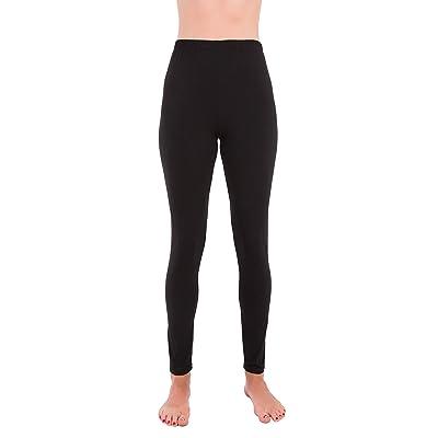 Homma Premium Ultra Soft High Rise Waist Full Length Regular and Plus Size Leggings at Women's Clothing store