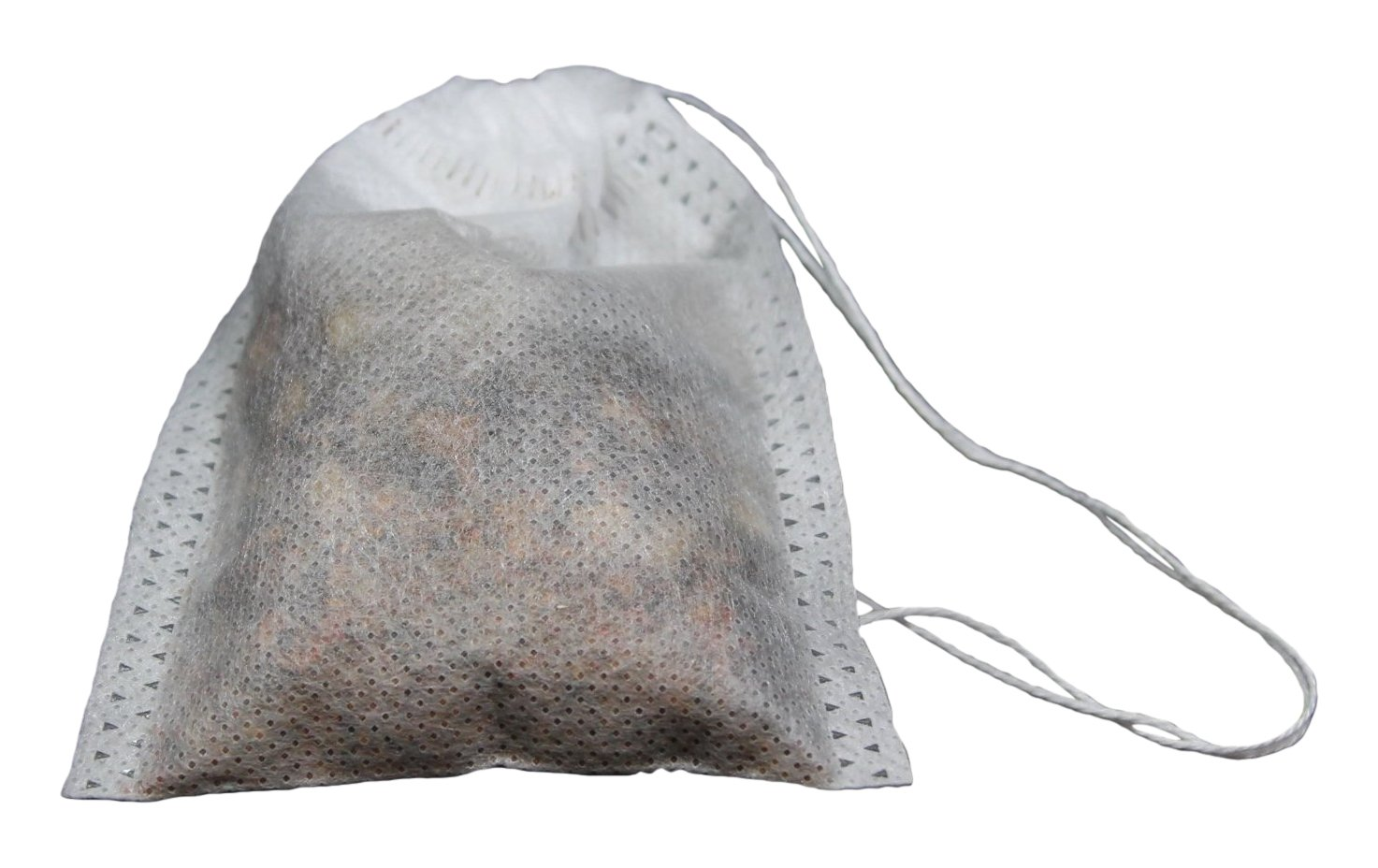 Special Tea 1000 Count Woven Style Draw String Bag, Large/3.93'' x 5.70''/100 x 145mm, White
