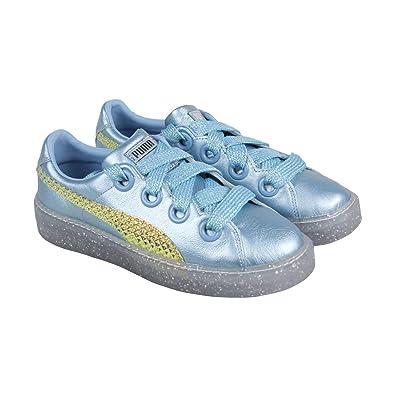 05237f8334b678 PUMA Platform Glitter Princess Sophia Webster Womens Blue Sneakers Shoes  10.5  Amazon.co.uk  Shoes   Bags
