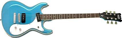 Eastwood sidejack STD guitarra barítono: Amazon.es: Instrumentos ...