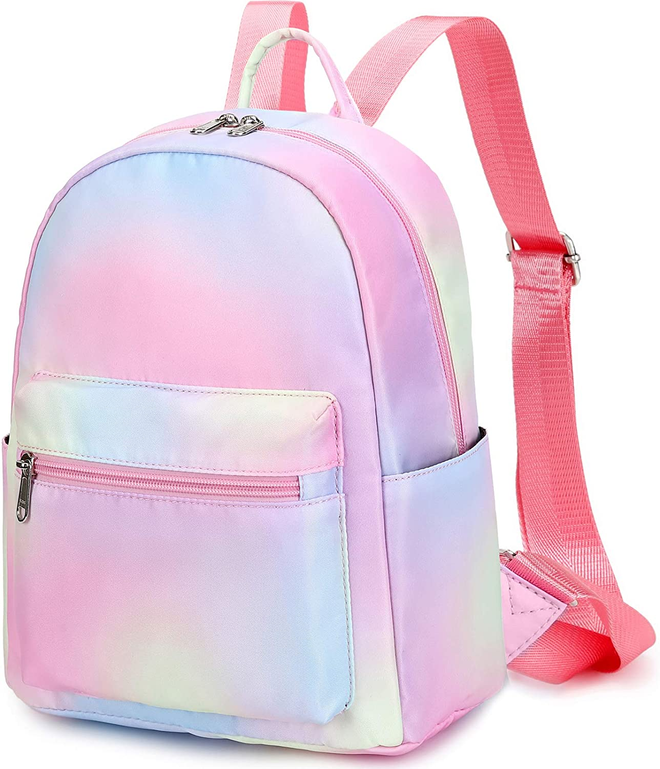 ILEEY Sunflower Eye Strange Bright School Backpack Computer Book Bag Travel Hiking Camping Casual Daypack for Girls Boys Men and Women