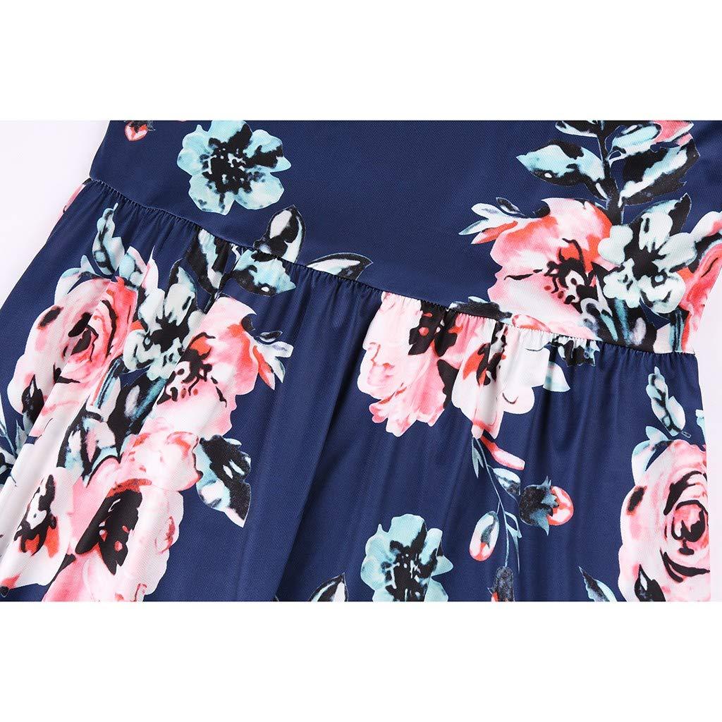 Amazon.com: DondPo - Vestido de verano para mujer, informal ...