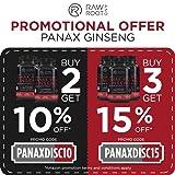 Korean Ginseng - 100% Pure Panax Ginseng Extract