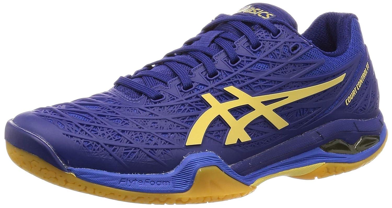 Rich Gold Badminton Shoes-11.5 UK