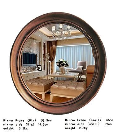 Amazon.com : Nordic Luxury American-Style European-Style Mirror Bath ...