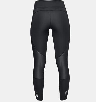 cigarrillo Desear Ordenanza del gobierno  Amazon.com: Under Armour Women's Speed Pocket Run Crop Leggings: Clothing