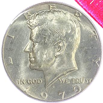 1968 D Kennedy Half Dollar *40/% SILVER UNCIRCULATED MINT CELLO*  *FREE SHIPPING*