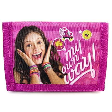 Cartera Soy Lunade color rosa (a mi manera!) .