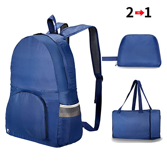 Amazon.com: Etercycle - Mochila plegable ultraligera para ...