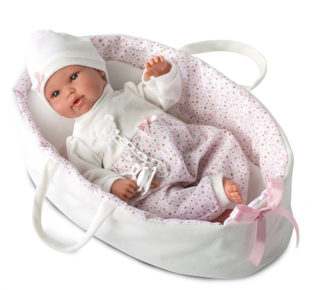 salida para la venta Llorens 63628 63628 63628 Bebita Newborn 36 cm Doll  solo cómpralo