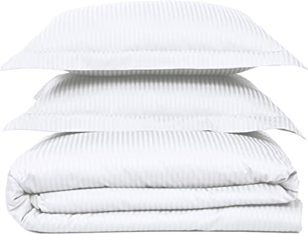 Best Choice Hanson Luxurious Duvet Cover Sets Reversible Bed Sets //Fitted Sheet