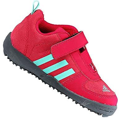 fresh styles quite nice genuine shoes ADIDAS DAROGA LEA CF KINDER LAUFLERN SCHUHE 3S ESS BABY ...