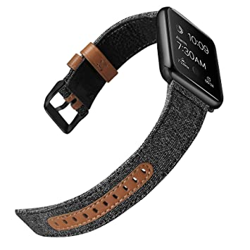 Amazon.com: iHillon correas compatibles con Apple Watch ...