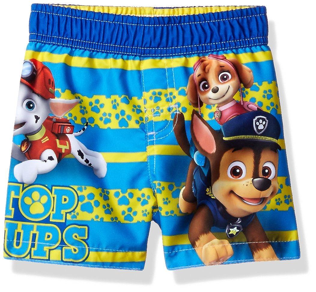 Nickelodeon Baby Boys Little Paw Patrol Infant Swim Trunk