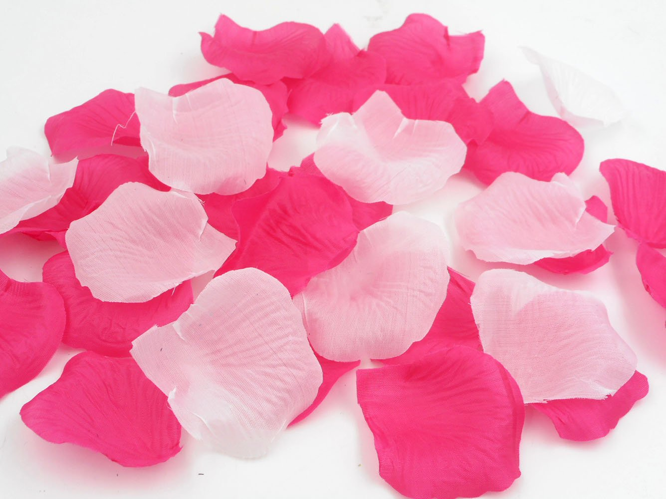 1000PCS-Decorative-Aisle-Runner-Flower-Girl-Basket-Petals-for-Wedding-Confetti-Cones-Engagement-Decorations-Reception-Table-Scatter-Hot-Pink-Mixed-White