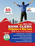 Target IBPS Bank Clerk Preliminary & Mains - 20 Practice Sets Workbook with CD (Old Edition)