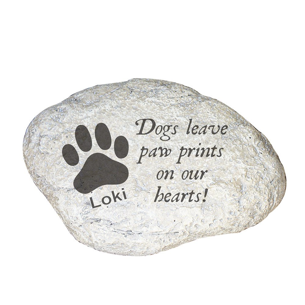 GiftsForYouNow Dogs Leave Paw Prints On Our