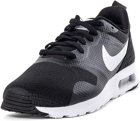 Nike Air Max Tavas Zapatillas de running, Hombre, Negro / Blanco (Black/White-Black), 40 EU: Amazon.es: Zapatos y complementos