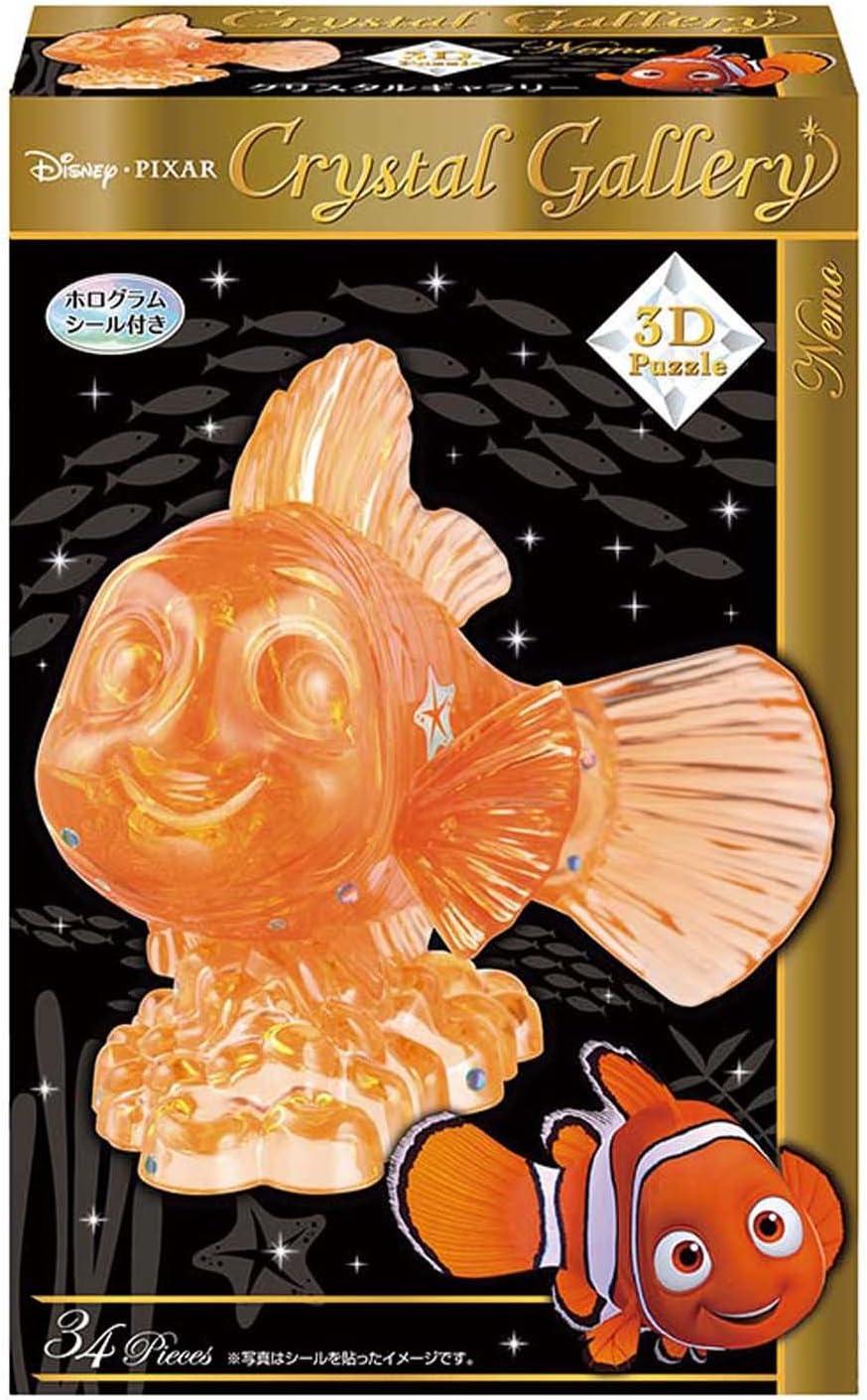 34 pieces crystal gallery Nemo