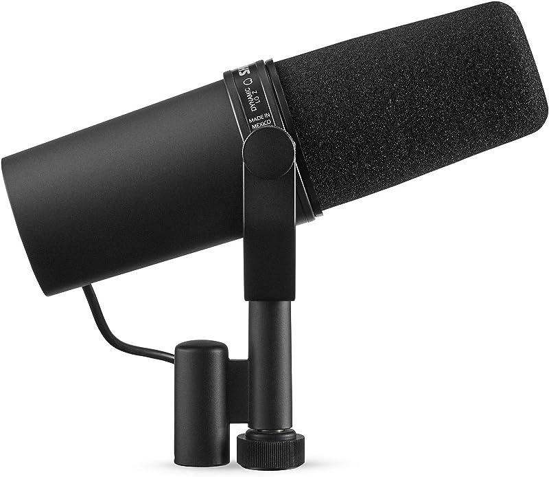 shure sm7b vs electro voice re20