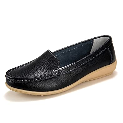 Surprising Day Womens Split Leather Shoes Winter New Oxfords Plush Flats Mother Shoes Big Size Loafers