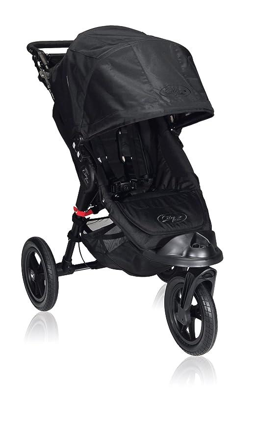 Baby Jogger cochecito City Elite 3 ruedas negro