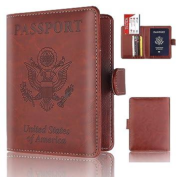 Amazon.com: Soporte para pasaporte, Techcircle tarjetas de ...