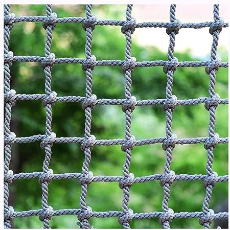 Red Escalada,Red Escalada NiñOs Bebe Red Cuerda Escalada Adultos Red de Carga Remolque Escalera de Cuerda Escalar pared Cargo Net Red Cuerda Blanca Seguridad Cuerda Red de Huerto Cuerda: Amazon.es: Hogar