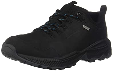 18bb7fc9 Merrell Men's Forestbound Waterproof Low Rise Hiking Boots