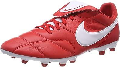 Nike The Premier II FG, Chaussures de Football Homme, Blanc
