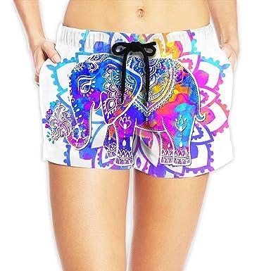 2e994965a5 Amazon.com: Beautiful-card-vector-13575772 Women Beach Pants for Mens Swim  Trunks: Clothing
