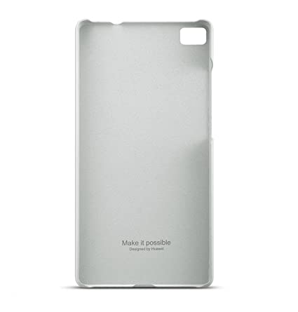 Huawei P8 Lite PC Case (Light Grey)